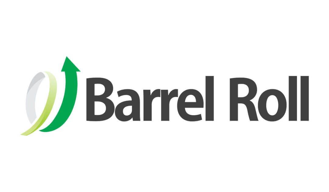 Barrel Roll Logo Facebook