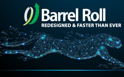 Check Out The New Barrel Roll Website!