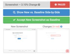 WordPress Visual content monitoring