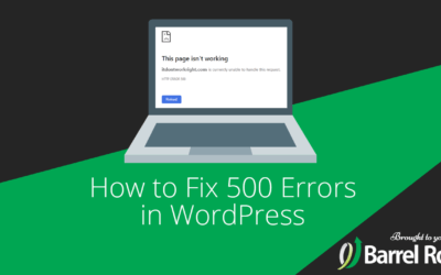 How To Fix Error 500 in WordPress (And Other Errors)